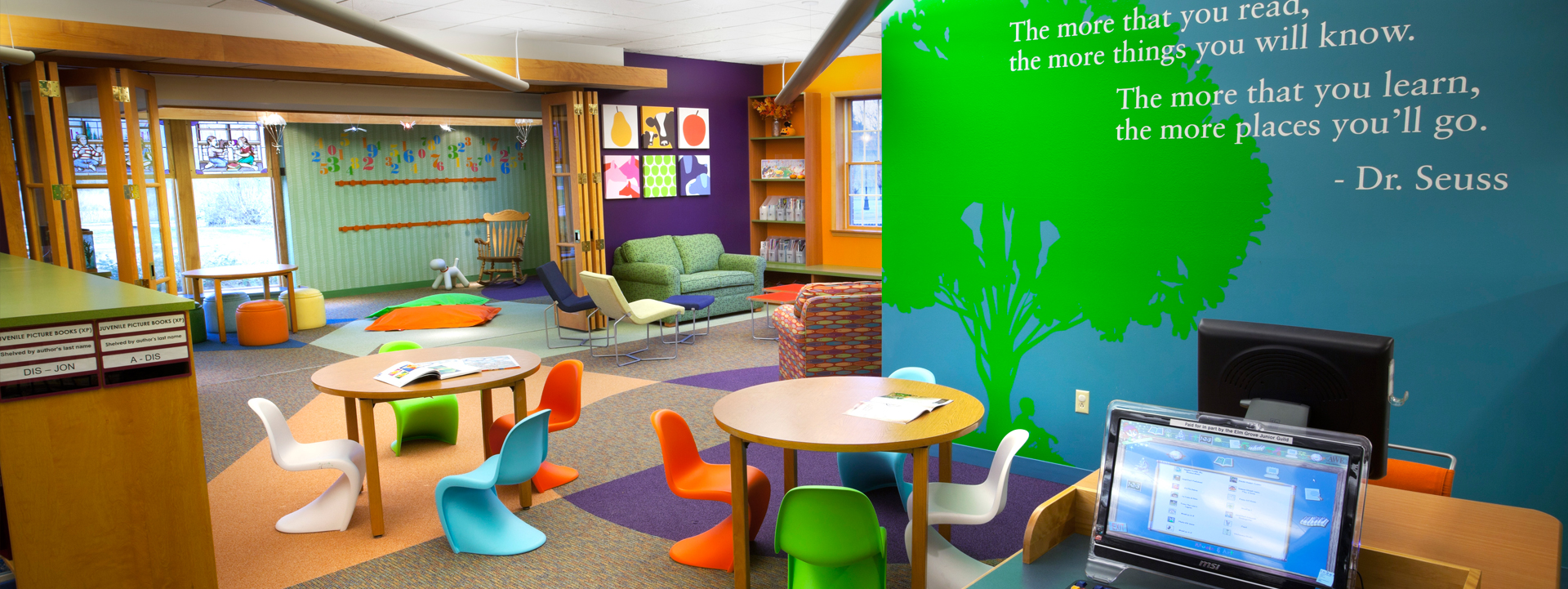 Educational Furniture Creative Business Interiors