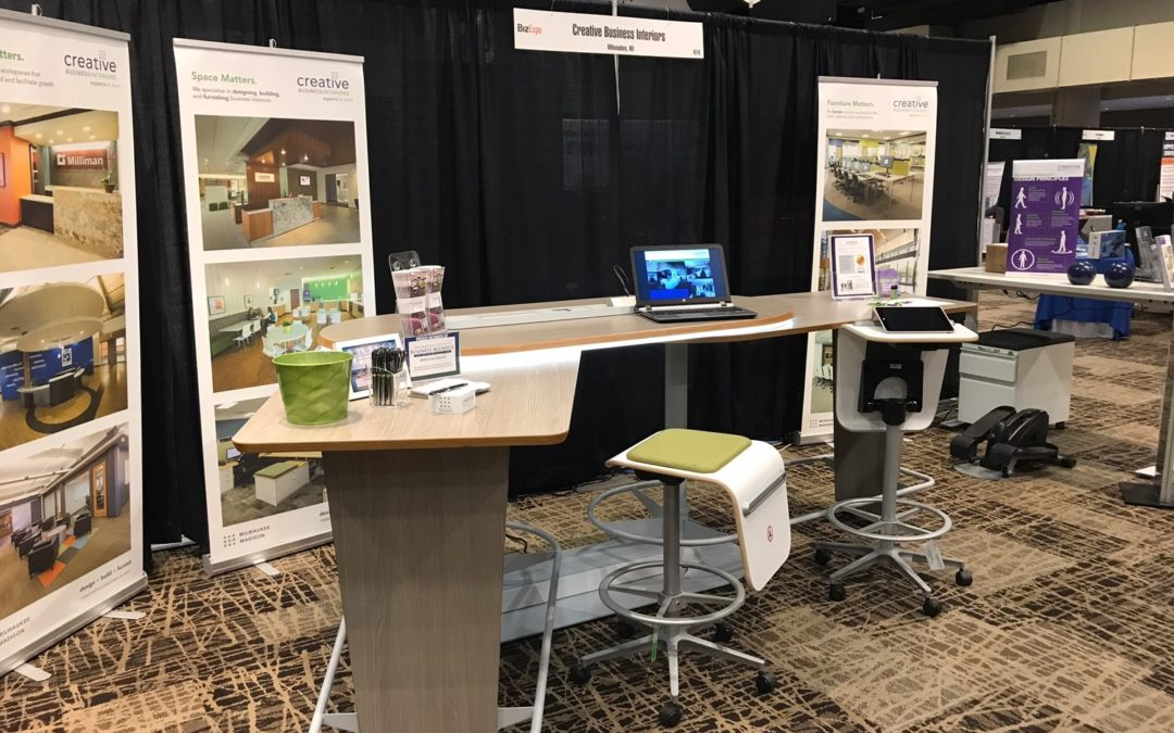 Bizexpo 2017 Creative Business Interiors Commercial