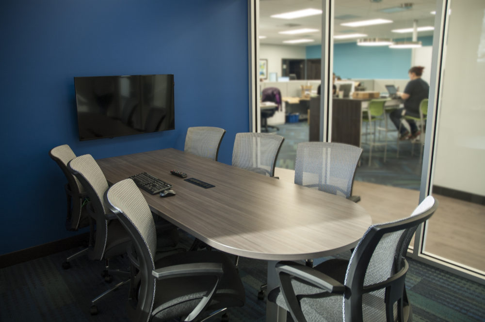 The Coating Place | Conference Room