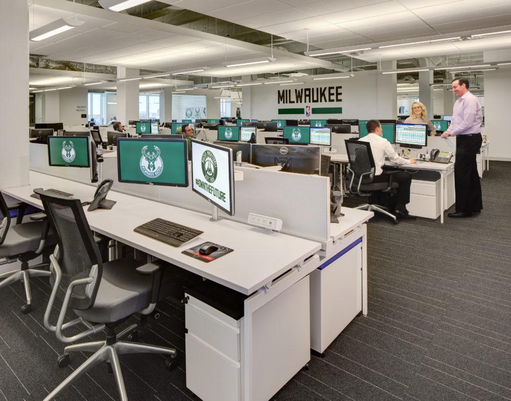 Milwaukee Bucks | Workspaces