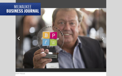 Press Release: Milwaukee Business Journal