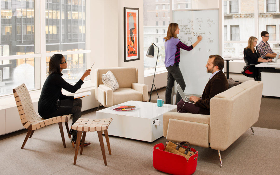 The Workplace: A Tool to Compete for Talent