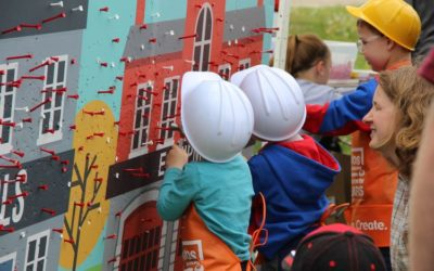 Kids Building WI | Madison